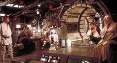 millennium falcon interior - Google Search