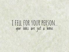 Hela din personlighet faktiskt ❤️