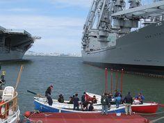 Sea Scouts - 59th Ancient Mariner Regatta - Alameda Point