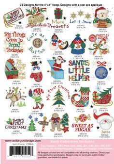 Anita Goodesign | Baby Christmas - Anita Goodesign