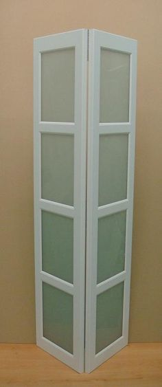 Shaker White Primed 4 Panel Bifold Door Doors Interior Door And