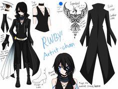 Special Unlock: RWBY Artist-chan by CNeko-chan