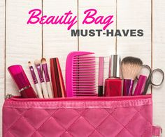 Every girl has their go-to makeup fave. What items truly complete a kit? Click our PIN to FIND OUT!  #MTAcademy