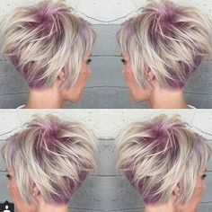 "2,720 Likes, 124 Comments - Short Hairstyles Pixie Cut (@nothingbutpixies) on Instagram: ""Look at this style by @alexisbutterflyloft she works at @butterflyloftsalon"""