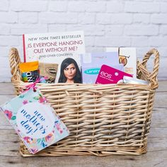 New Mother's Day Gift Basket | A Night Owl Blog