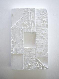 7while23:    Eva Berendes  Untitled (plaster)  2010