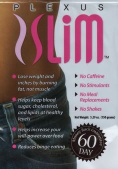 Plexus Slim is changing lives!!!