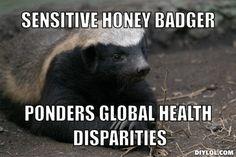 HoneyBadgers DO care!
