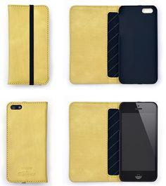 Bright x iErnest iPhone wallet