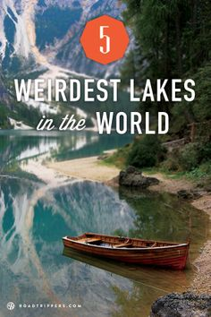 """These gorgeous but deadly lakes are the true meaning of """"look, don't touch."""""""