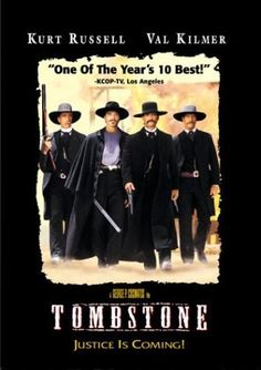 Yeah, yeah I know not great theater but I still love this one. Val Kilmer is by far the best Doc ever....I'm your Daisy