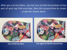 Scrub Caps Printable Pattern and How To DIY Tutorial (version - Le… Scrub Caps, Scrub Hat Patterns, Surgical Caps, Nurse Humor, Couture, Diy Tutorial, Sewing Projects, Diy Projects, Scrubs