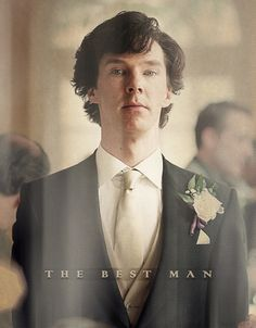The Best Man! John Watson's Best Man and Best Friend!