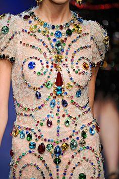 Dolce & Gabbana – S/S 2012 RTW