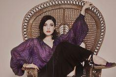 Ruth Vega Fernandez by Anna Malmberg