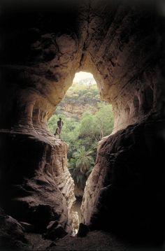 Grotte de Sof Omar, Ethiopie