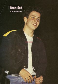 ♥ New Kids On The Block ~ Joey ♥