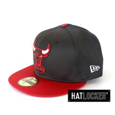 New Era Parks & Wreck Chicago Bulls 59Fifty Fitted | Find it at www.hatlocker.com | #newera #nba #chicago #bulls #fitted