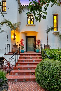 449 Parker Avenue, San Francisco - Presented By: Becky Cusack - www.449Parker.com University Of San Francisco, Spanish Colonial Homes, Ipe Wood, Art Deco Bathroom, Indoor Grill, Radiant Floor, Magnolia Trees, Marble Fireplaces, Backyard