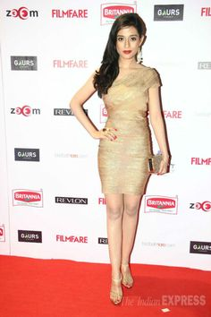 Amrita Rao at Filmfare Awards pre-awards bash. Beautiful Girl Indian, Beautiful Indian Actress, Beautiful Actresses, Beautiful Women, Bollywood Party, Bollywood Fashion, Amrita Rao, Wonder Woman Movie, Karan Johar