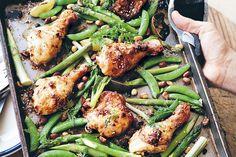 Recipe: Crunchy chicken satay in a pan
