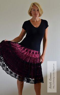 Outstanding Crochet: Crochet skirt