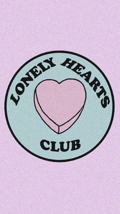 lonely, lonely hearts club, and club image