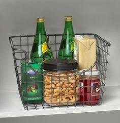 Amazon.com: Spectrum Diversified 98976 Scoop Basket, Medium, Cool Gray: Home Storage Baskets: Posters & Prints