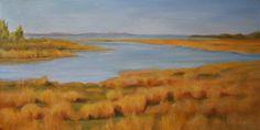 Beth Johnston - Radiant Marsh