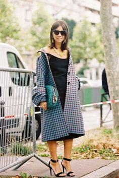 Natasha Goldenberg | #NatashaGoldenberg | Vanessa Jackman: Paris Fashion Week SS 2014....Natasha