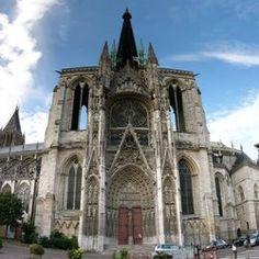 Espriota Sproata Adela De Bretagne - 32nd Great-grandmother burial place Burial: Cathédrale Notre-Dame de Rouen Rouen Departement de la Seine-Maritime Haute-Normandie, France