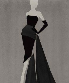 Embora esteja desaparecendo cada vez mais (com algumas exceções, claro), ailustração foi um elemento crucial para a propaganda de moda por décadas desde os anos 1920. Foi folheando uma revista com anúnciosilustrados nos anos 1970, que o sueco Mats Gustafson decidiu que gostaria de fazer algo assim como profissão. Estudou design em Estocolmo e se mudou para Nova York. Desenhou, então, para as revistas Vanity Fair, Vogue, The New Yorker e Visionaire além de criar campanhas para a Chanel…