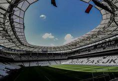 Beşiktaş'ın maçlarını oynadığı Vodafone Park, UEFA Süper Kupa finaline de ev sahipliği yapacak.