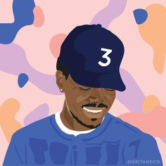 Save this is you've got major love for Chance the Rapper.