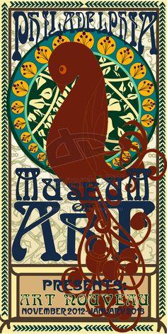 art nouveau posters   Art Nouveau Poster   Art