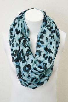 Infinity scarf $21.50
