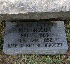 Jemima Horner Richardson