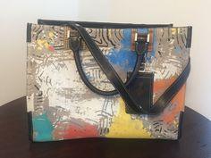 tote bag handbag leather workbag lambert-truex  #LambertsonTruex #TotesShoppers
