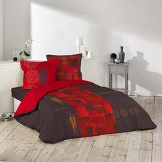 housse de couette et deux taies doreiller terre dafrique disponible sur notre site wwwtextile de maisonnet parure de lit afrique pinterest
