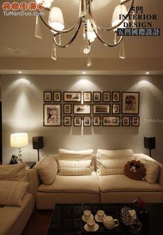 Modern 6 150smq Living Room Photos Sofa Photowall