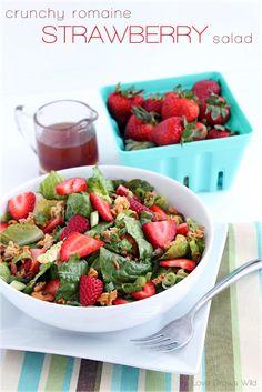 50 BEST Spring Salads I Heart Nap Time | I Heart Nap Time - Easy recipes, DIY crafts, Homemaking