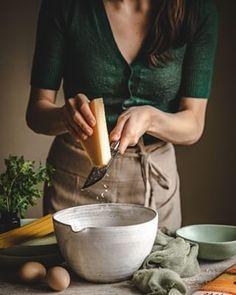 Pesto z medvedieho cesnaku - Cestoviny s pestom - Lenivá Kuchárka Pesto, Tableware, Kitchen, Dinnerware, Cooking, Tablewares, Kitchens, Dishes, Cuisine