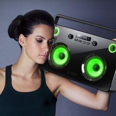Spectraboom Wireless Boombox #Audio, #Boombox, #Speaker, #Wireless