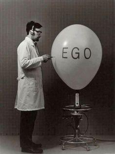 Ego away
