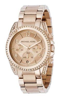 MK5263 kta Michael Kors klocka i rostfritt st l Armbandsur med Chronograph Quartz r relse och mineralglas 39mm i diameter och 13 mm tjock Stoppur och