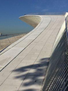 MAAT museum by amanda levete opens in lisbon