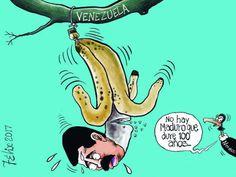 Caricatura del 23 de abril del 2017