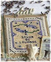 Pocket (verjaardags) Letter La Provence.................