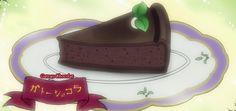 gateaux chocola
