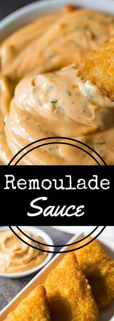 There's nothing like a good New Orleans remoulade sauce. This simple, easy remoulade recipe is perfect for serving with shrimp, crab cakes, and fish. via @recipeforperfec @gortonsseafood #TrustGortons #ad